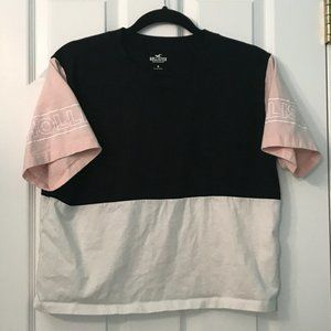 Hollister Color Block T Shirt
